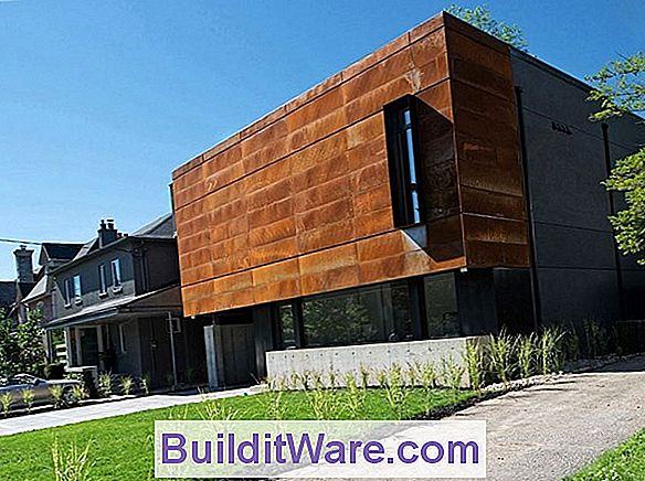 Aluminium Siding Som En Design Feature Af Et Queen Anne Home?