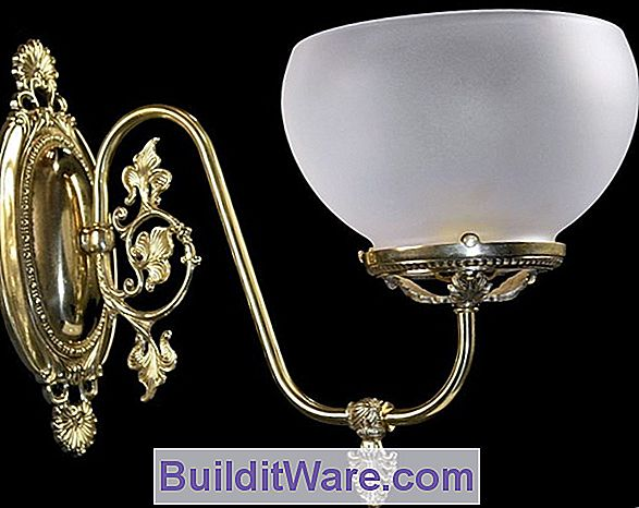 Gaslight-Era Lighting Fixtures