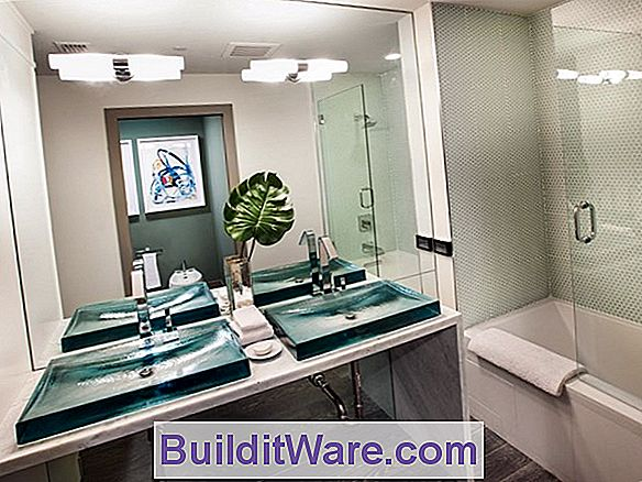 6 Tipps für Smart Small Bathroom Design