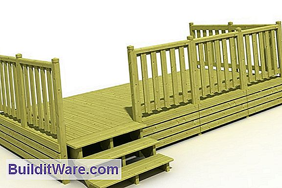 Wie man eine Veranda baut: Screen Porch Construction