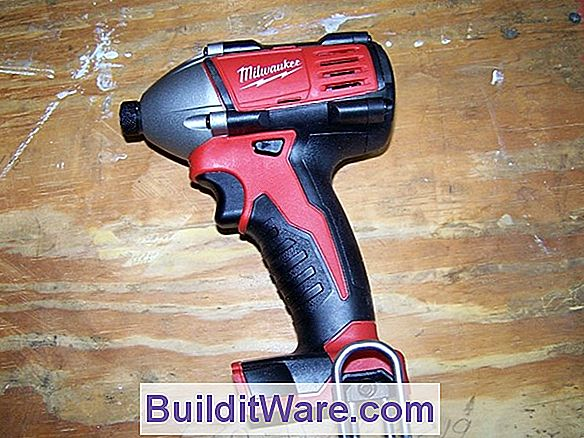 Tool Review: Milwaukee 2650-20 18 Volt Schlagschrauber