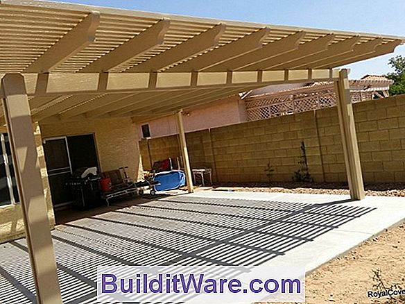 Patio Dach Maximum Beam & Rafter Spans