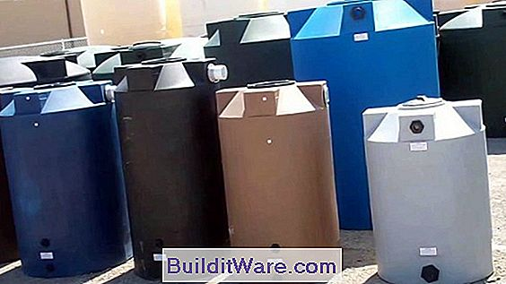Rainwater Collection & Storage